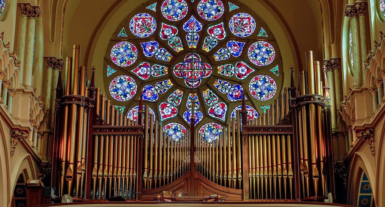 Third Thursday Organ Interludes St Joseph Catholic Church